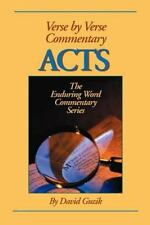 Acts: By David Guzik