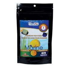 NorthFin Marine Formula 2mm Slow Sinking Pellets 100g Premium Fish Food