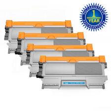4pk TN450 Toner Cartridge High Yield For Brother HL-2240 2270DW MFC-7860DW Black
