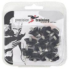 Precision Training Super Pro Football Studs Set of 8 Short & 4 Long