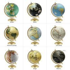 "Globe World Earth Map Decorative Handmade 5"" Inches Diameter Globe Home Decor"