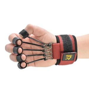 Finger Gripper Strength Trainer Extensor Exerciser Finger Flexion Trainer