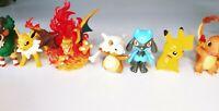 Nintendo Tomy Pokemon Figures Lot of 10!