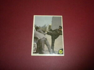 THE GREEN HORNET card #39 Greenway/Donruss 1966 Printed in U.S.A. - ABC TV