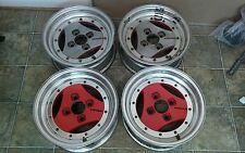 "14"" ADVAN A3A wheels 4x114.3 jdm 14x6 +6 rims work weds bbs ssr hre rays volk"