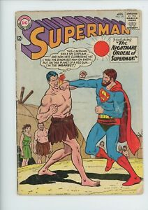 SUPERMAN #171,172,174 DC comic books from 1964.....a $65.00 VALUE...ONLY $9.95!