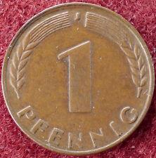 Germany 1 Pfennig 1949 J (D2004)
