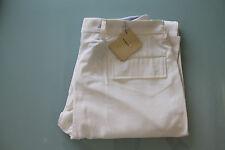 Pantalone Uomo TIMEO by Cucinelli Made in Italy PANNA TG 38 (52 ITA) 250€