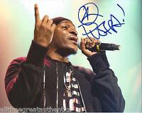 RAPPER PUSHA T HAND SIGNED AUTHENTIC 8X10 PHOTO w/COA CLIPSE G.O.O.D MUSIC