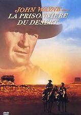 DVD *** LA PRISONNIERE DU DESERT *** John Wayne