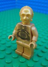 Lego STAR CLONE WARS minifig C-3PO C3PO 8129 10188