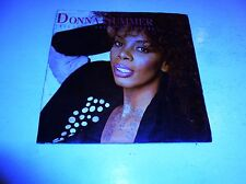 "DONNA SUMMER - This time I know its for real - 1989 German 7"" Juke Box Single"