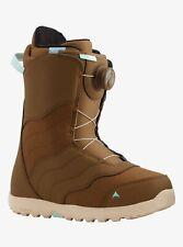 Burton - Mint BOA | 2021 - Womens Snowboard Boots | Brown