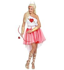 Women's Carnival Costume Suit Cupid San Valentino Ps 05104