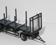 1:87 EM116 Bausatz für eine Bordwand f. Herpa Holz  Anhänger für Umbau Eigenbau