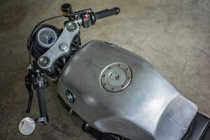 BMW K100, K1, K1100 & BMW K75 Cafe Racer Aero fuel tank petrol cap - non lock