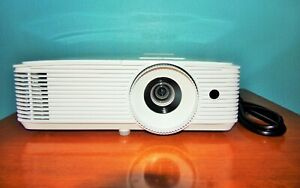 Optoma HD28HDR 1080p Home Theater Projector Near Mint Condition 0 Hours