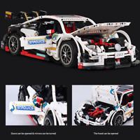 X C63 racecar Auto 42115 42111 42056 42083 42110 technic Blöcke Bausteine MOC