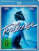 FOOTLOOSE (LORI SINGER, KEVIN BACON, JOHN LITHGOW,...)  BLU-RAY NEW+