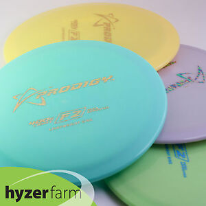 Prodigy F2 400G LIGHT *pick weight and color* Hyzer Farm 400 G disc golf driver