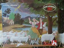 puzzle, Il pleut Bergère, Nathan, 1979 - Cavahel Vintage