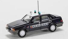 Nice 1/43 Police Alfa Romeo Milano (75) 1988 Carabinieri Deagostini NovarraItaly