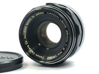 [READ Exc+5] Canon 35mm F/2 Leica Screw Mount L39 LTM MF Lens from JAPAN