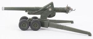 Britains Ltd England Diecast Long Tom Field Gun 155mm Toy Artillery Cannon VTG