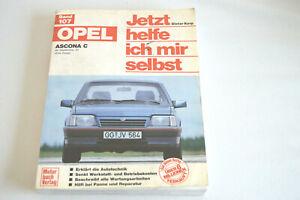 Reparaturanleitung Opel Ascona C und CD,GL,LS, SR,GLS, Berlina,1,3,bis 2,0 Liter