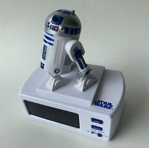 Star Wars R2D2 Kinderwecker mit Nachtlicht und Snooze-Funktion