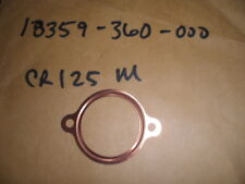 NOS Honda Exhaust Pipe Joint Gasket 1977 MR175 1977-1978 MT125 18359-360-000