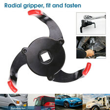 3-Jaw Heavy Duty Fully Adjustable Oil Filter Wrench Spanner Removal Universal