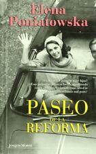 Paseo de la Reforma (Spanish Edition)