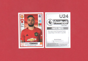 Panini Football 2020 (Premier League) - Update Stickers including Rookies
