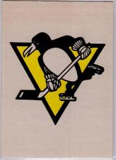 1977-78 O-PEE-CHEE OPC NO. 335 PITTSBURGH PENGUINS TEAM LOGO / RECORDS NM