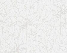 Mustertapete Esprit Home Vliestapete Woods beige weiß