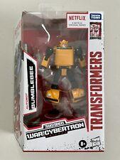 Transformers War for Cybertron Trilogy Netflix Bumblebee
