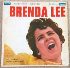 "BRENDA LEE - Miss Dynamite 12"" Vinyl LP Brunswick LAT 8347"
