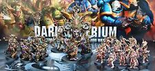 Death guard Chaos Space Marines Pro painted Dark Imperium made to order