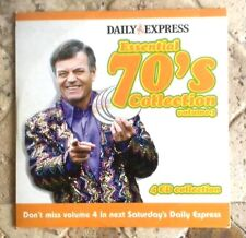 ESSENTIAL 70's COLLECTION Vol 3 ~ DAILY EXPRESS PROMO CD ALBUM VGC 20 TRACKS