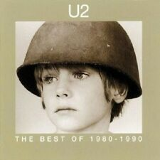 "U2 ""the Best of 1980 - 1990"" CD NEUF"