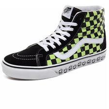 Zapatos Vans Sk8 Hi Reedición Talla 38 VN0A4BV8V3W1 Negro