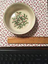New ListingLenox Holiday Pattern china candy dish - Euc