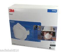 3M Aura 9320+ Mask Disposable Respirator FFP2  (20pcs Lot) *Made in U.K* 20% Off