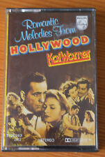 Musikkassette KAI WARNER Orchestra *Romantic Melodies Hollywood* (Philips) MC