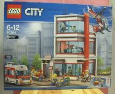 LEGO 60204 OSPEDALE COMPLETOI CITY LEGO