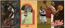 JERMAINE O'NEAL ROOKIE LOT 1997-98 TOPPS FINEST 31 UD3 3 BLAZERS PACERS $20-BV