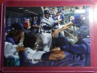 2020 Topps Stadium Club KYLE LEWIS HOT! Rookie Card #249 Mariners RC