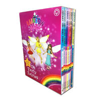 Rainbow Magic Series 3 The Party Fairies (15-21) Collection 7 Books Box Set NEW