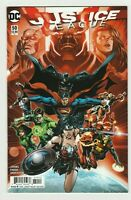Justice League 50 2nd printing - 1st Jessica Cruz - DC Comics - NM